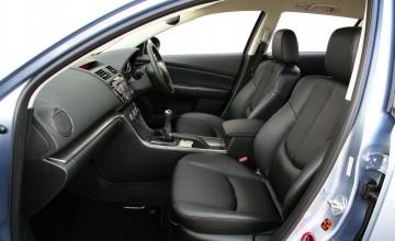 Mazda6 2.2D Estate MZR-CD Sport