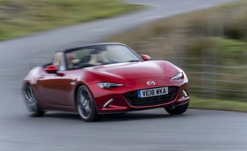 Mazda lights up sports car scene