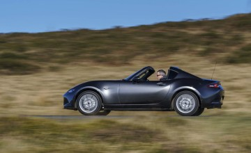 Extra topping adds to MX-5 appeal