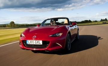 Mazda MX-5 stays fresh as ever