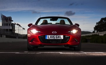 Mazda MX-5 160ps Sport Nav