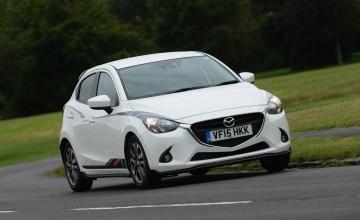 Mazda2 1.5 90ps Sport Black - Review