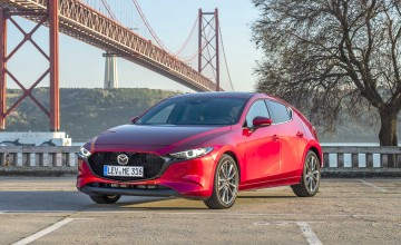 Prestige kit for latest Mazda3