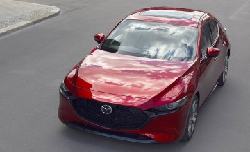 All new Mazda3 unveiled
