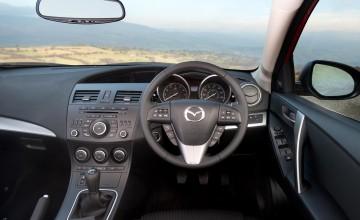 Mazda3 2.0 Sport Nav 5-door