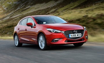 Modest tweaks keep Mazda3 fresh