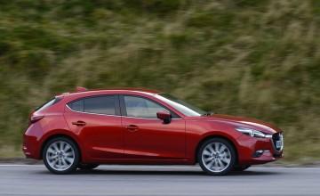 Mazda3 2.2d SE-L Nav