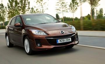 Mazda proves an easy rider