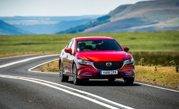 Mazda heralds the power of Six