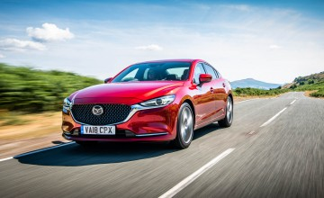 New Mazda6 a stand out model