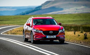 Mazda6 Saloon and Tourer prices revealed