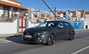 Mazda creates super-eco engine