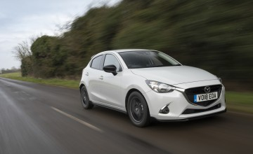 Extra kit for new Mazda2 range