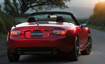 Mazda launches 25th anniversary MX-5