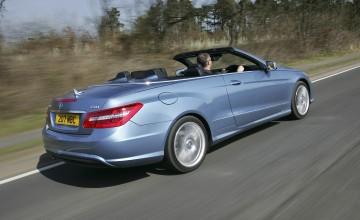 Mercedes E250 CGI BlueEfficiency Sport Cabrio