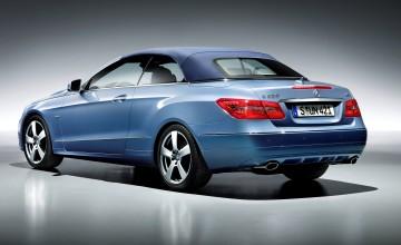 Mercedes-Benz E250 CGI Cabriolet SE BlueEFFICIENCY