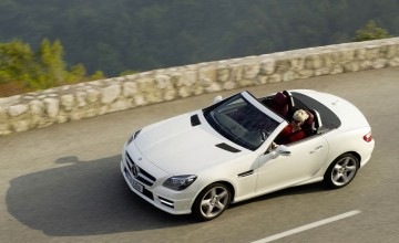 Mercedes-Benz SLK-Class 250 DI AMG BlueEfficiency