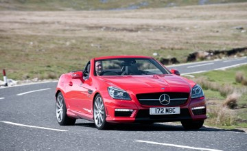Mercedes-Benz SLK - Used Car Review