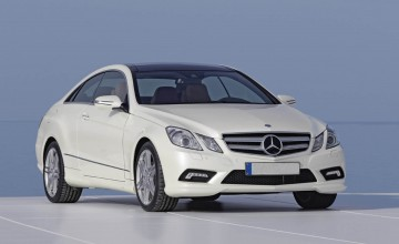 Mercedes-Benz E250 CDI Blue Efficiency Sport Coupe