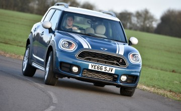 MINI Cooper Countryman SD All4 Sport auto