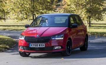 Skoda Fabia goes the full Monte