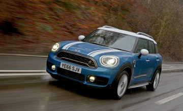 MINI goes large with new Countryman