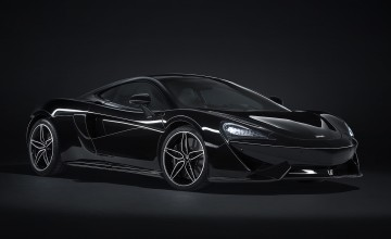 Stealth special from McLaren