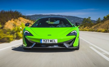 McLaren 570S Coupe 2016 - Review