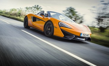 McLaren 570S Spider - a car that beguiles