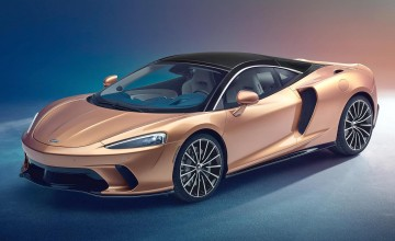 McLaren GT breaks cover - at last