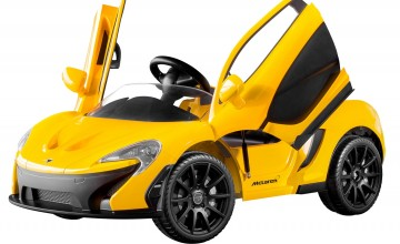 McLaren toys with electric power