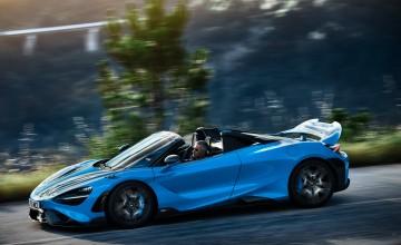 McLaren unveils super spider