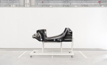 McLaren unveils lightweight tech