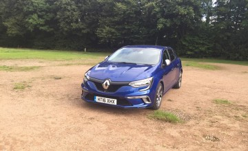 New Renault Megane GT is brilliant