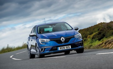 Hot diesel powers new Megane GT