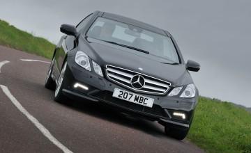 Mercedes-Benz E220 CDI BlueEFFICIENCY Sport Coupe