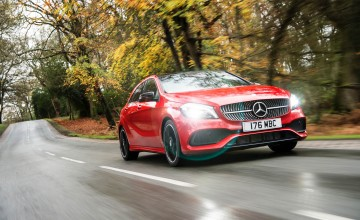 Mercedes-Benz A220d 4MATIC AMG Line