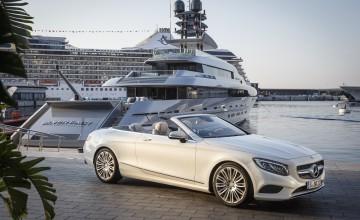 Mercedes cabrio priced for elite
