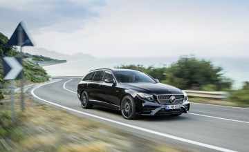 New engines for Mercedes E-Class Estates