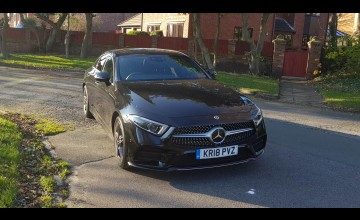 Mercedes-Benz CLS 450 4MATIC AMG Line