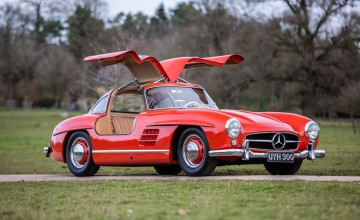 Classic Mercedes heads summer sale