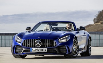 Mercedes GT R goes topless