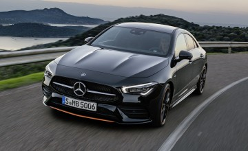 Gizmo-packed new Merc CLA revealed