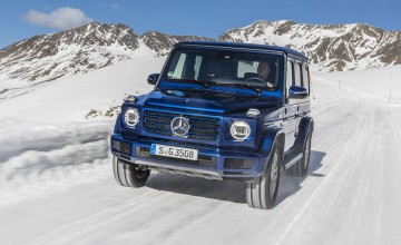 More diesel power for Merc's G-Class