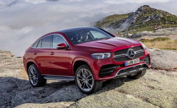 New Merc GLE Coupe to wow Franfurt?