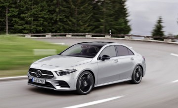 Prices out for Mercedes A-Class saloon