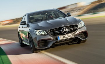 Four up for Merc's E-Class oil burner