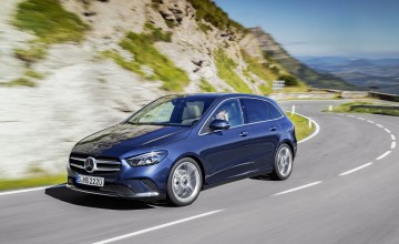 Space and features add to B-Class appeal
