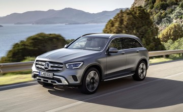 Summer launch for Merc's new GLC