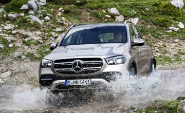 New Merc GLE's a tech tour-de-force